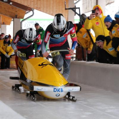 WC Bobsleigh and skeleton| 10-12 jan 2020