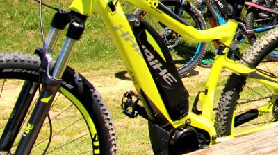 Point recharge VTT-E Le Forperet