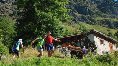 Trail alpin du Grand Bec RaidLight - 14 km